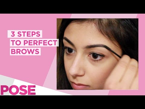 3 Steps To Perfect Brows | Make Me Up 11