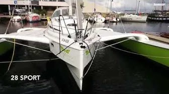 Dragonfly 25 Touring & 28 Sport