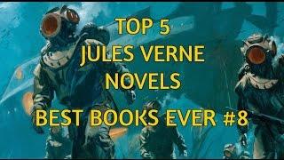 Top 5 Jules Verne Novels [BestBooksEver#8]
