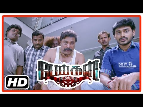 Peigal Jaakirathai Tamil Movie | Scenes | Jeeva helps Thambi Ramaiah to realise there are no ghosts