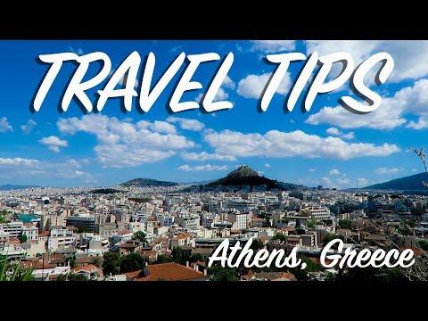 TRAVEL TIPS: Athens, Greece