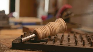 HOW TO MAKE WOODEN SCREW DRIVER (Handles)