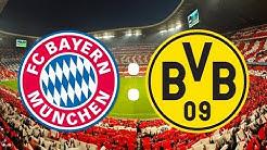 FIFA18 | Anstoß-Spiel 001 - FC Bayern München vs. Borussia Dortmund