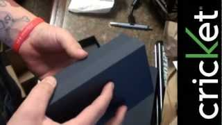 Unboxing Cricket Galaxy S3