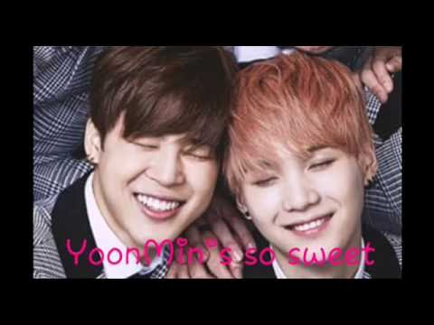 BTS YoonMin - Sweet Couple [Suga & Jimin]