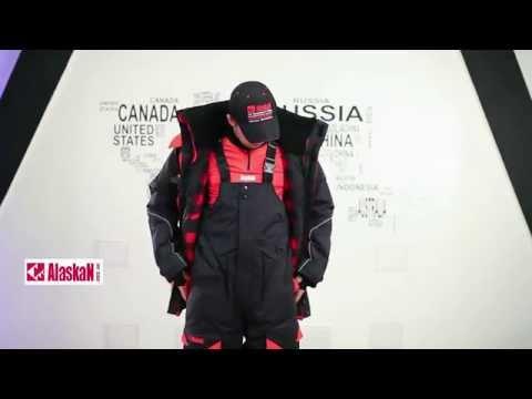 видео: Костюм alaskan newpolar