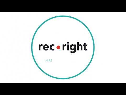 Video colloquio di lavoro – RecRight video interview tool