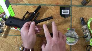 How to Clean and Lube a Pistol