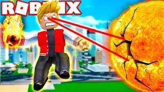 NEW SUPER POWERS IN ROBLOX! (Power Simulator)