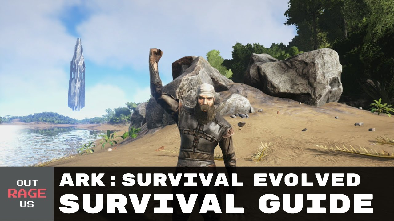Ark:Survival Evolved - Beginners Guide l Tutorial (Xbox one)