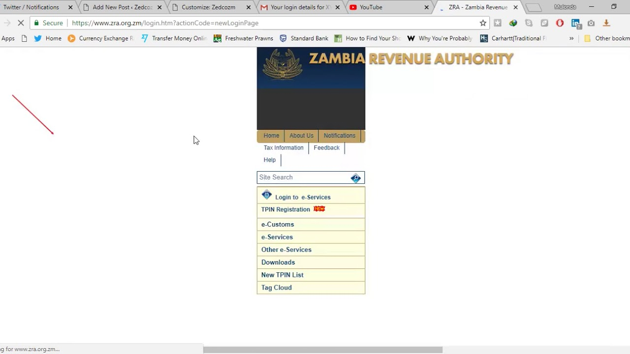 How To Get A Tax Clearance Certificate In Zambia