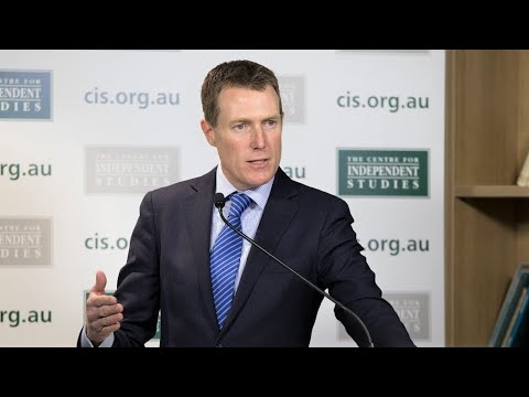 Leadership Lunch: Minister for Social Services Christian Porter on reforming welfare