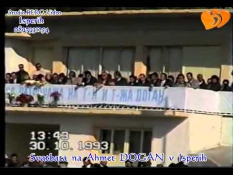 Svatbata na Ahmet Dogan w Isperih
