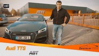 Забираем Audi TTS с тюнингом ABT
