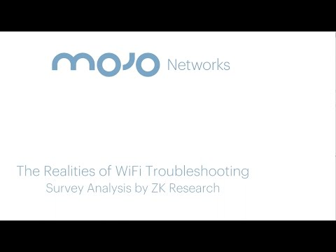 The Realities of WiFi Troubleshooting