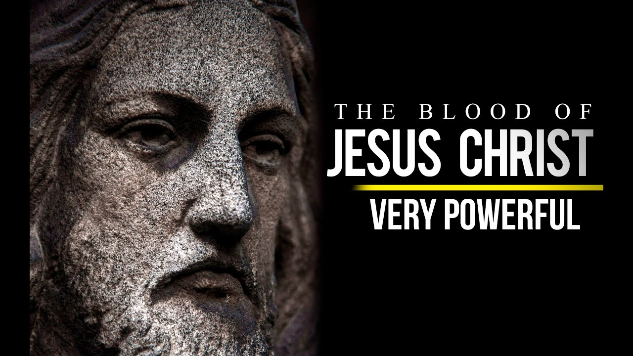4 SUPERNATURAL THINGS THAT YOU MUST KNOW ABOUT THE BLOOD OF JESUS