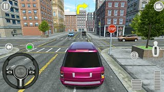 City Car Driving #3 - Parking Simulator - Android Gameplay FHD