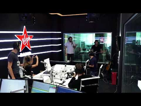 Mihail - Who you are (Live @ Virgin Radio Romania)