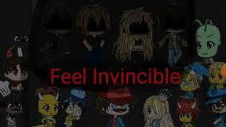 Sml Gacha life music video: Feel Invincible