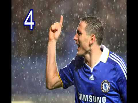 Frank Lampard Top 10 Goals