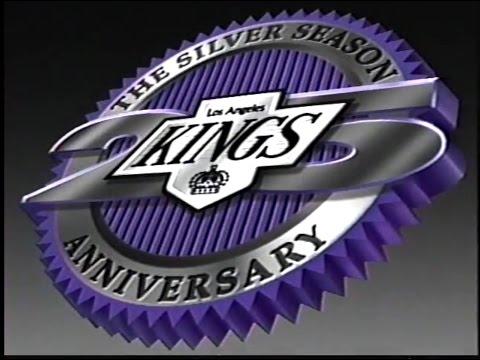 Los Angeles Kings 25th Anniversary Video Yearbook