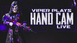 BGMI EARLY ACCESS FOR ANDROID? FOR IOS USERS? HANDCAM LIVE WITH VIPER#viperplays