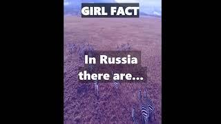 Girl Fact - Russia 9