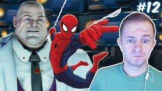 ЧЕЛОВЕК ПАУК ПРОТИВ КИНГПИНА   The Amazing Spider Man 2 #12