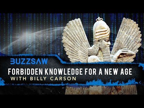 FREE Episode: New Season of Buzzsaw - Forbidden Knowledge for a New Age with Billy Carson