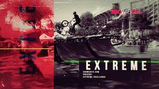 SURABAYA EXTREME CHALLENGE 2016 - BMX