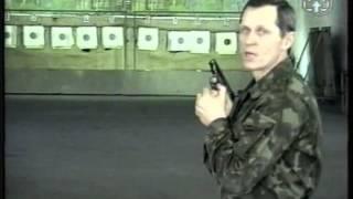 БАРС. Основы стрельбы. Стрельба с двух рук.