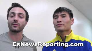 mexican fighter looks like pacquiao got cotto tattoo fights bekman soylybaev -EsNews