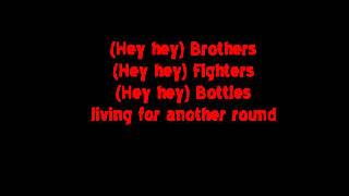 Youth And Whiskey Lyrics by Black Veil Brides