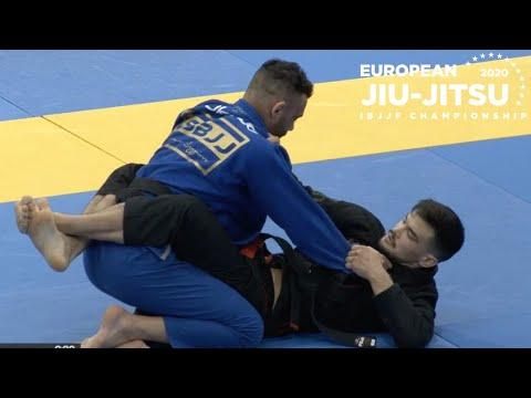 Isaac Doederlein VS Leonardo Saggioro / European Championship 2020