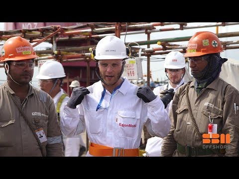 First-steel cut and safety-engagement events at yards for Liza FPSO construction - Short version