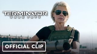 Terminator: Dark Fate Clip -