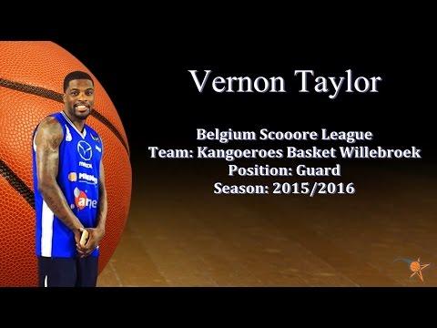 Vernon Taylor 2015-2016 Highlights