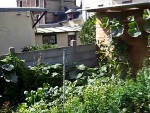 mon jardin potager urbain permaculture aout 2014 youtube. Black Bedroom Furniture Sets. Home Design Ideas