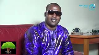 Lassana Hawa Dinde Wouré avec Wagadu Vision