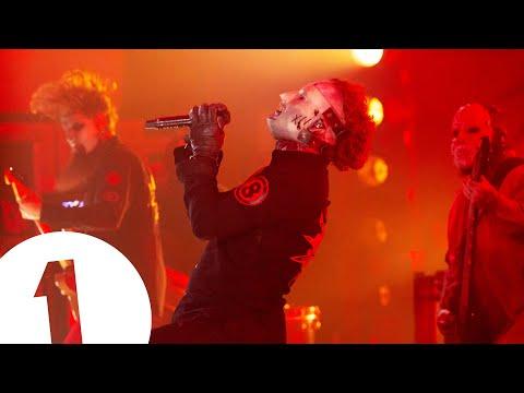 Slipknot - Unsainted At BBC Maida Vale Studios For The Radio 1 Rock Show