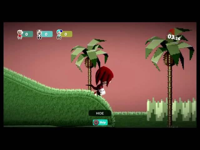 Little big planet 3 Sonic exe | Sonic the Hedgehog! Amino