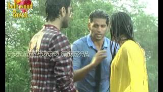On Location of TV Serial 'Qubool Hai' Part  2