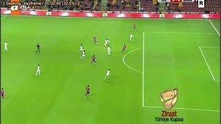 Galatasaray vs Manisaspor 4:0 GENİŞ ÖZET & GOLLER - ÇEYREK FİNAL TÜRKİYE KUPASI