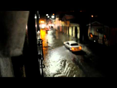 Tropical Storm - St Thomas USVI