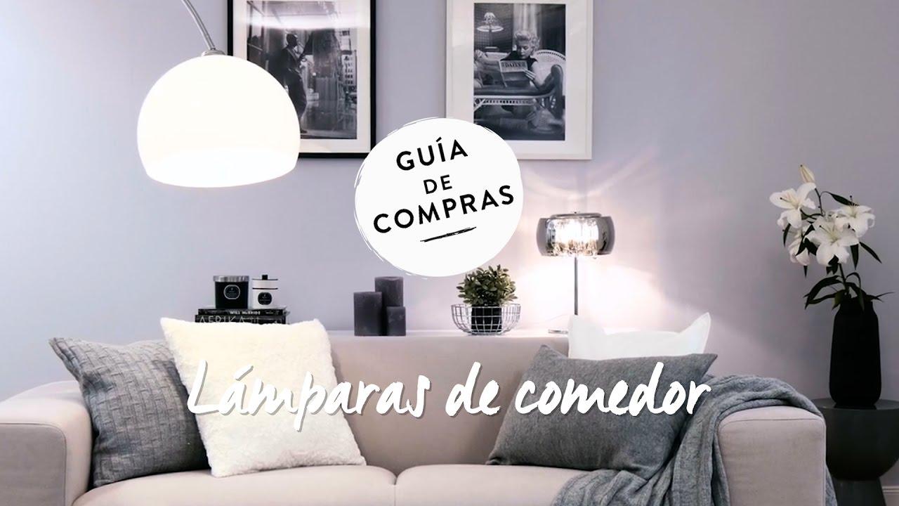 Guía para escoger la lámpara de comedor adecuada | Consejos Westwing