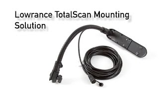 Hobie Fishing: Lowrance TotalScan Mounting Solution