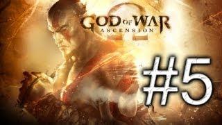 God of war ASCENSION - Modo historia en español (parte 5) (Rayo de Zeus)
