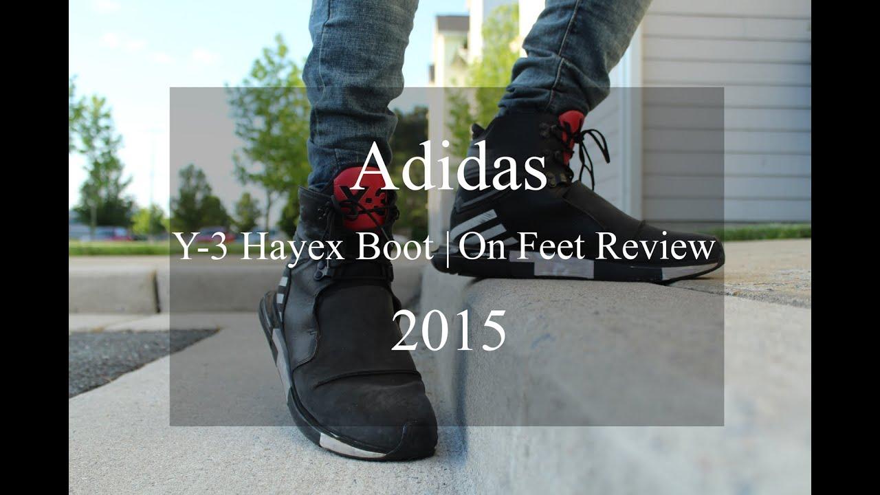 2e0dd9920 Y 3 Hayex Boot High