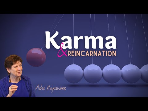 """Karma and Reincarnation"" - Hamilton, New Zealand"