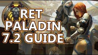 Retribution Paladin PVP Guide 7.2 Legion